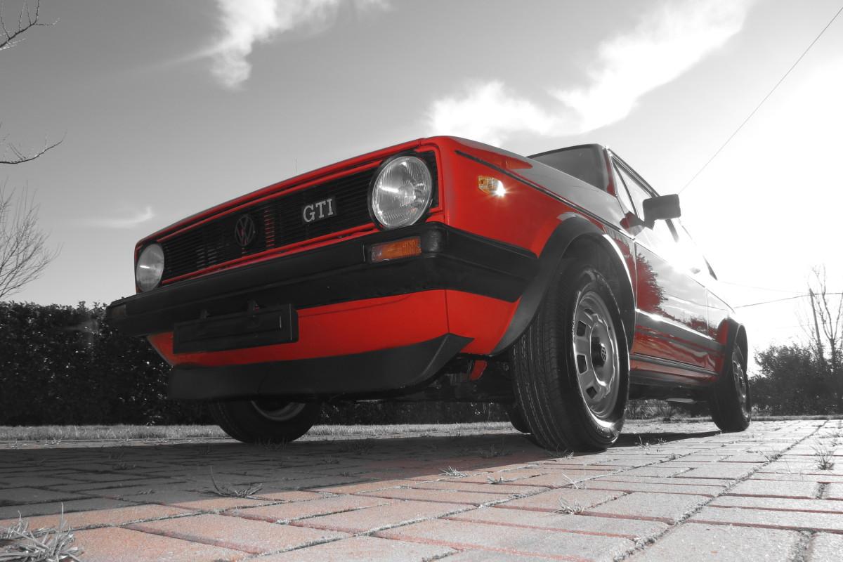 Vw Golf Gti Mk1 1600 Vintagecarspassion