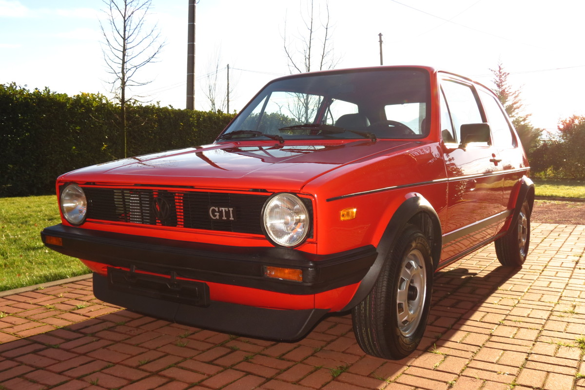 Vintage Vw Parts >> VW Golf GTI mk1 1600 | vintagecarspassion