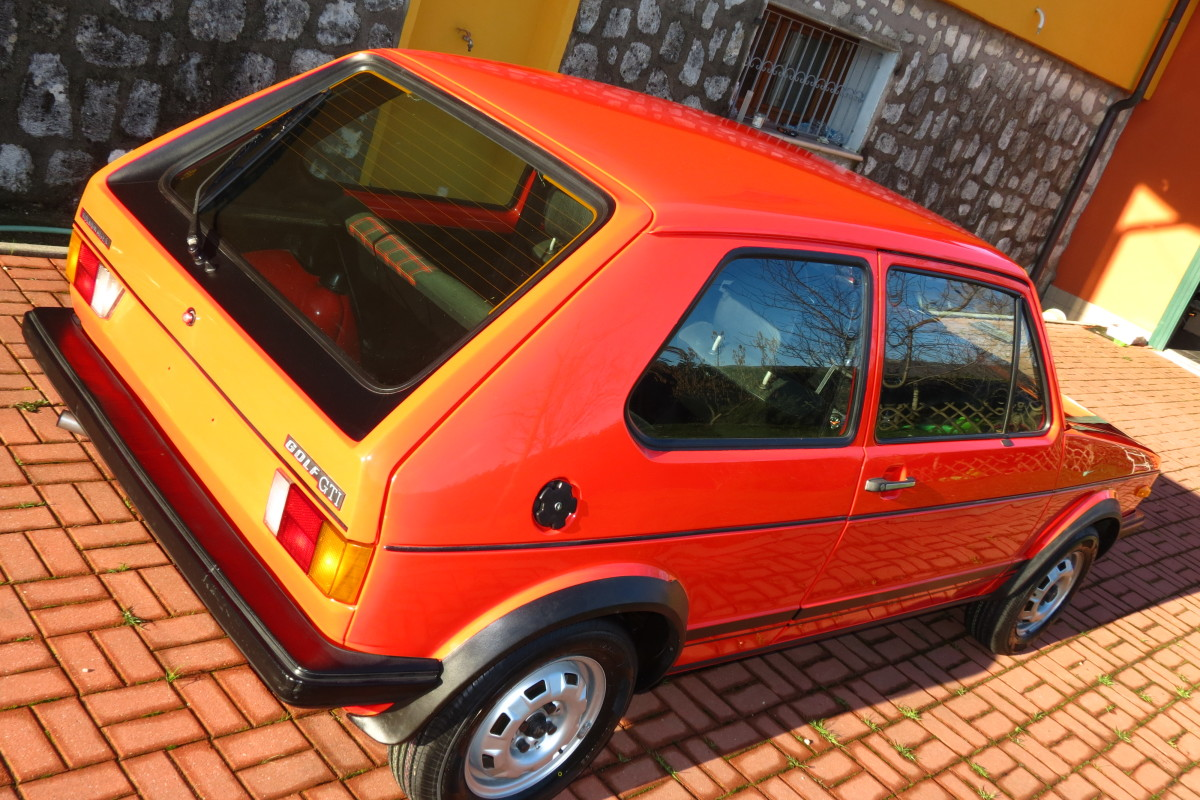 Img X on Vw Golf Gti Mk1