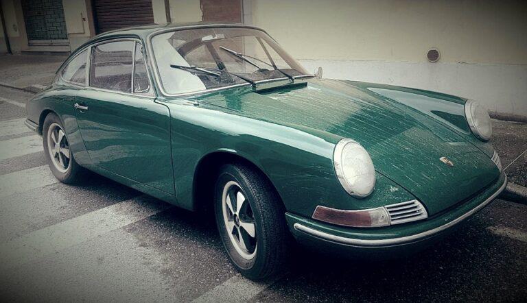 (Italiano) Porsche 912 1966