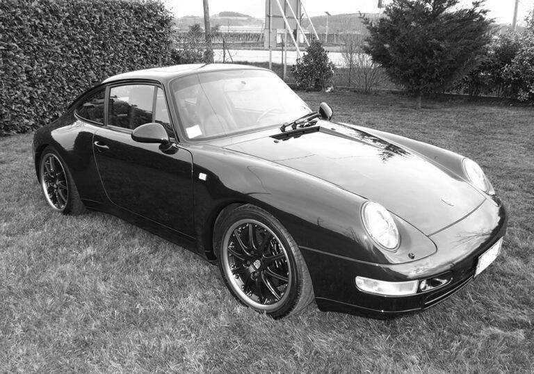 (Italiano) Porsche 993 Carrera