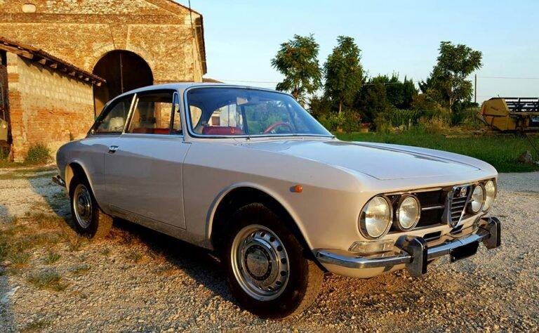 (Italiano) Alfa Romeo GT 1750 '71
