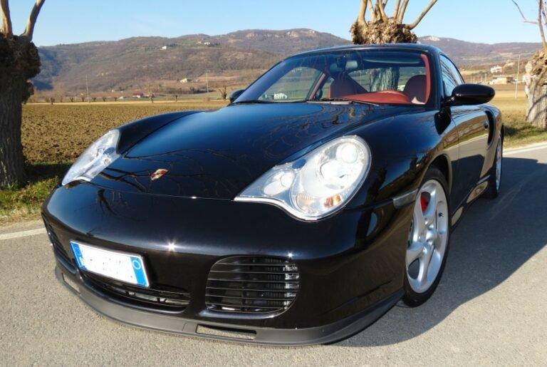 (Italiano) Porsche 996 Turboanno 2002