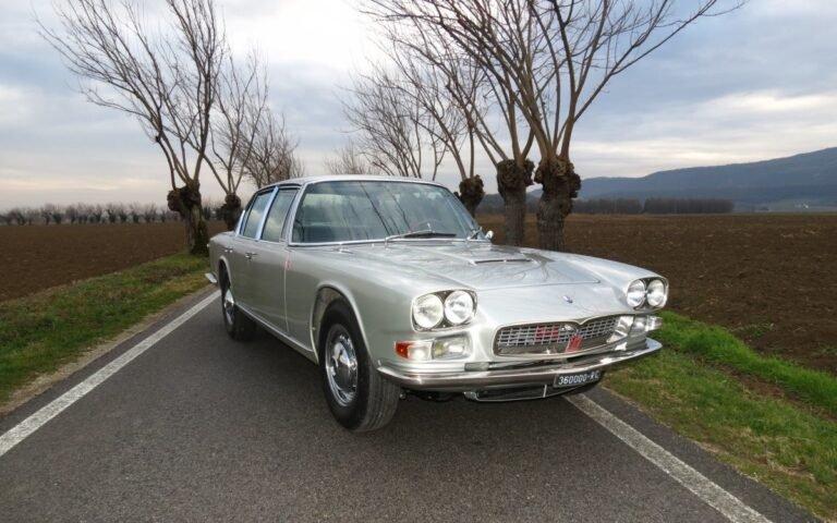 (Italiano) Maserati Quattroporte 107