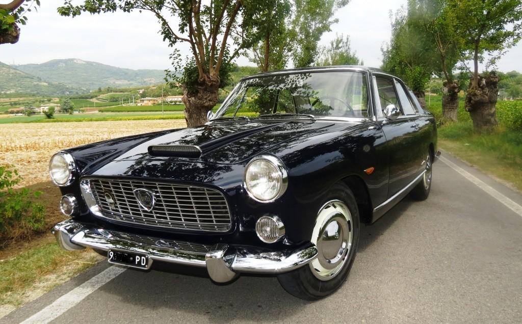 Lancia Flaminia Coupè Pininfarina 1962 | vintagecarspassion