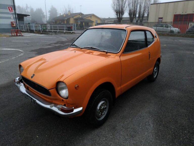 (Italiano) Honda Z600