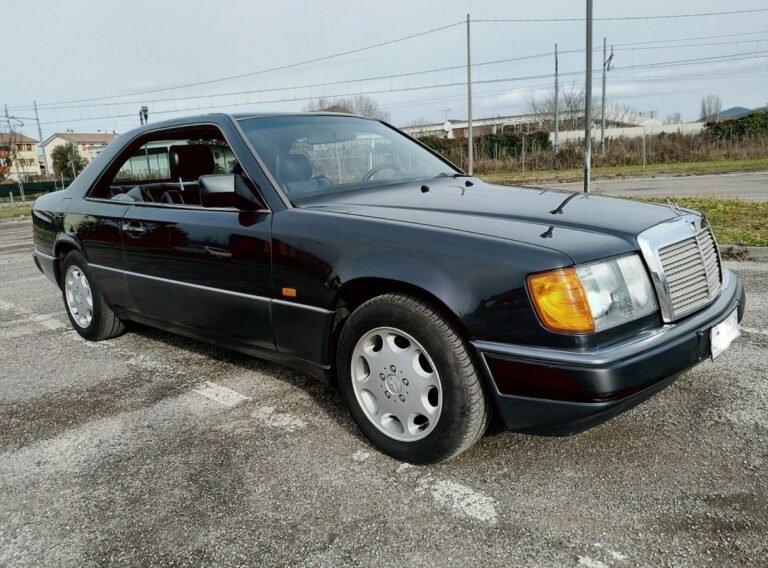 (Italiano) Mercedes 200 CE C124 '92