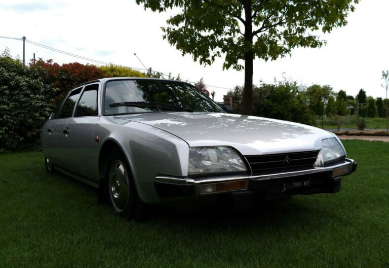(Italiano) Citroen CX 2000 Pallas